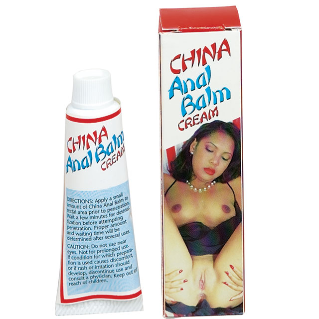 China Anal Balm Cream Nasstoys Trusted Sex Toys