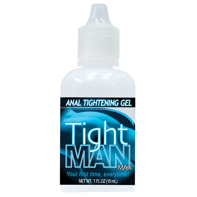 Body Action Tight Man Anal Tightener 1oz Body Action Trusted Sex Toys