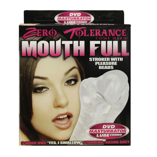 Zero Tollerence Mouth Full Vibrators Kits Trusted Sex Toys