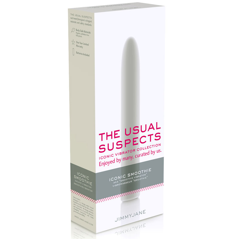 Jimmyjane Iconic Smoothie Vibes Straight Trusted Sex Toys