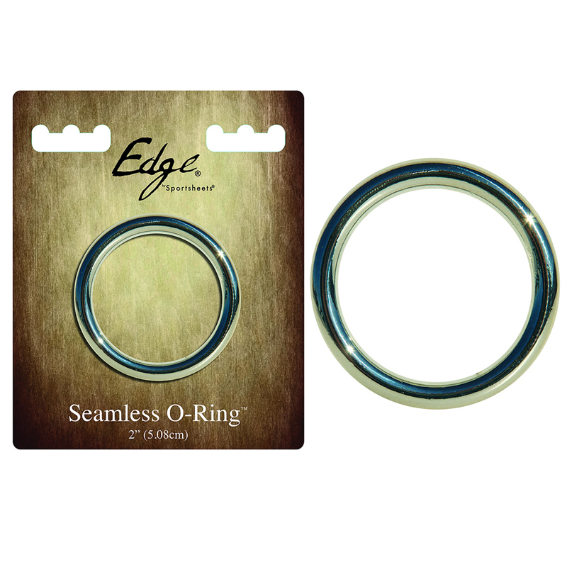 Sportsheets Edge Seamless O-Ring 2in Sportsheets Trusted Sex Toys