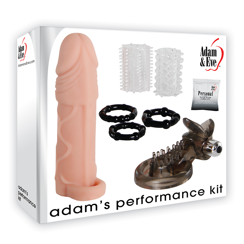 Adam EveAdam's Perforrmance Kit Vibrators Kits Trusted Sex Toys