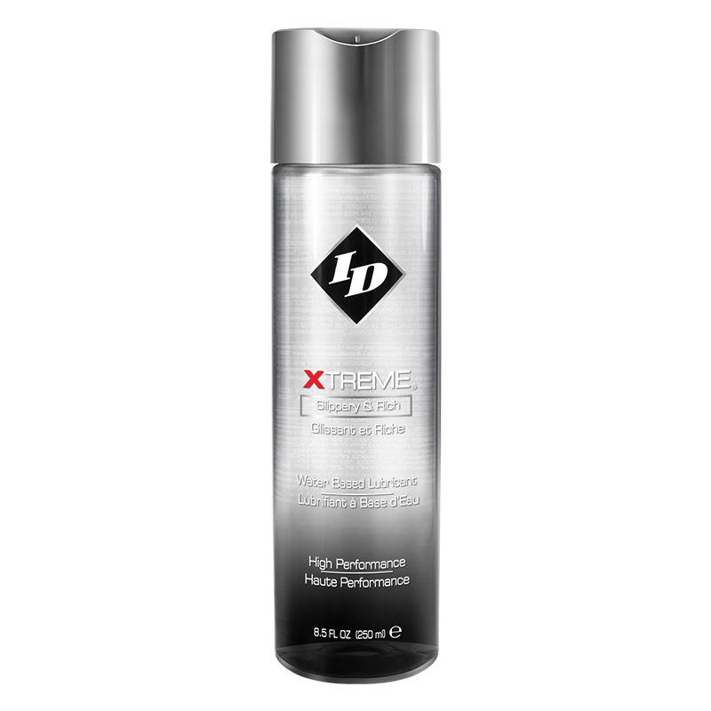 ID Xtreme Disc Cap Bottle 8.5 fl oz Lube Water Based Trusted Sex Toys