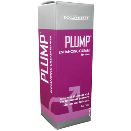 Plump Enhancement Cream For Men 2oz.